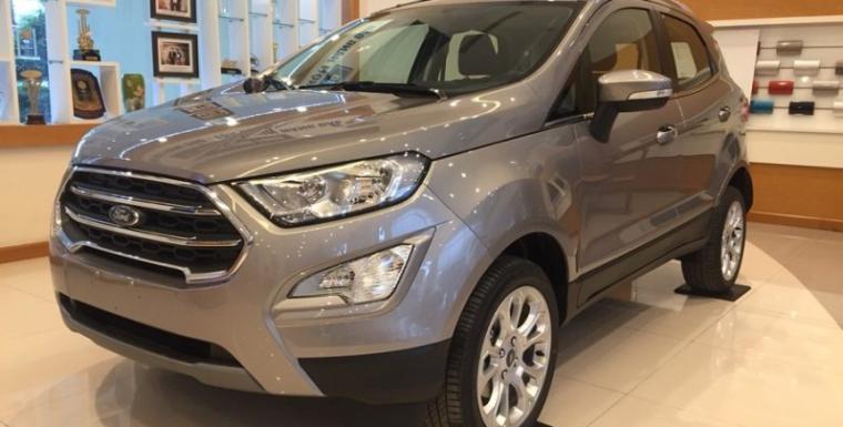Đánh giá ngoại thất và giá xe Ford Ecosport 2019